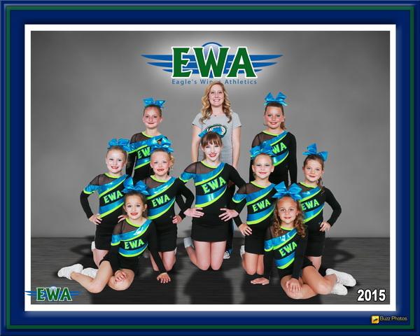Prosper Cheer Team